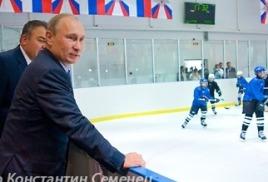 Владимир Путин в среду посетил Краснодарское президентское кадетское училище