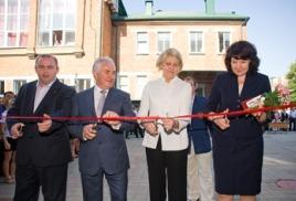 В Краснодаре после масштабной реконструкции открылся спортивный бассейн